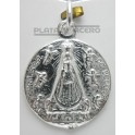 Medalla Plata Virgen de Begoña
