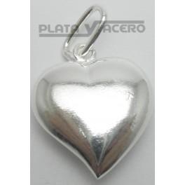 Colgante Plata Corazón