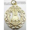 Colgante Chapado Oro Virgen de Begoña