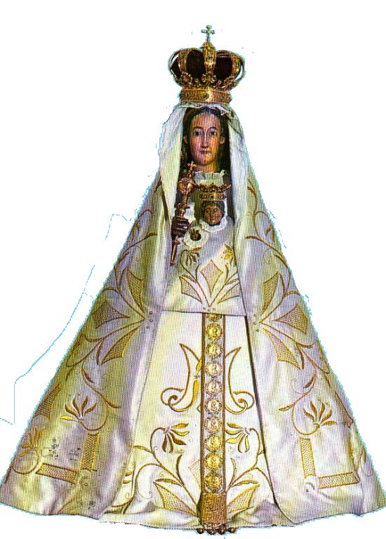 Historia De La Virgen De Begona Plata Y Acero